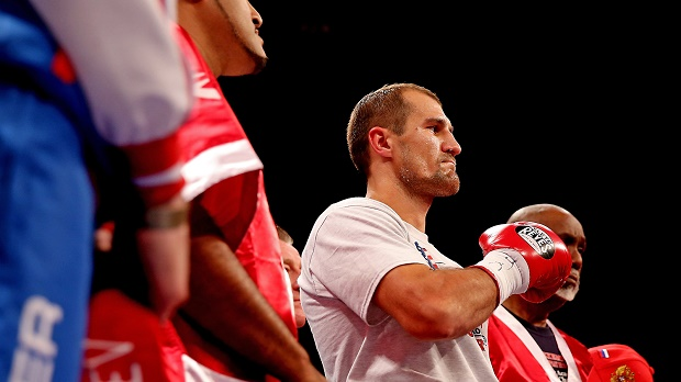 Nathan Cleverly v Sergey Kovalev WBO World Light-Heavyweight Title Championship Fight