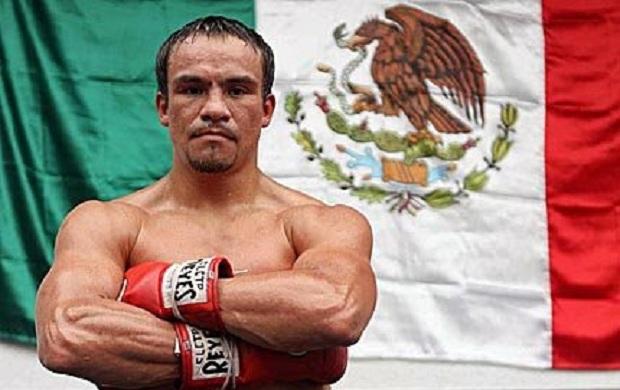 Juan Manuel Marquez flag