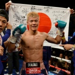 Tomoki Kameda defends his title against veteran Alejandro Hernandez