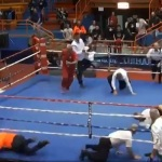 Video: Amateur Boxer Banned, Arrested After Assault on Referee