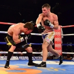 "Coyle Crushes Katsidis in Two: ""I Can't Believe I Have KO'd Him."""