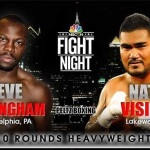 "Facing ""The Truth"": Steve Cunningham Headlines NBC Fight Night"