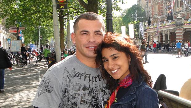 gatti and wife