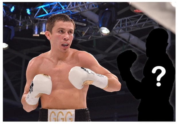golovkin question mark
