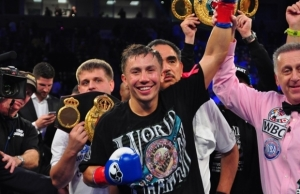 golovkin-rubio fight celebration