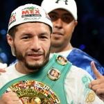 """Gonzalez Forces Ref Stoppage, Didn't """"Have Heart to KO Arce"""""""