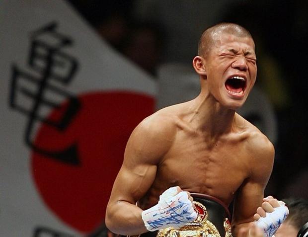 WBA Light Flyweight Title Fight