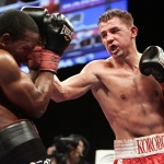 Korobov-Saunders Back On, Andrade to Remain at 154