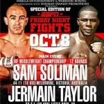 Sam Soliman Vs. Jermain Taylor: Bad Intentions and Selfish Concerns
