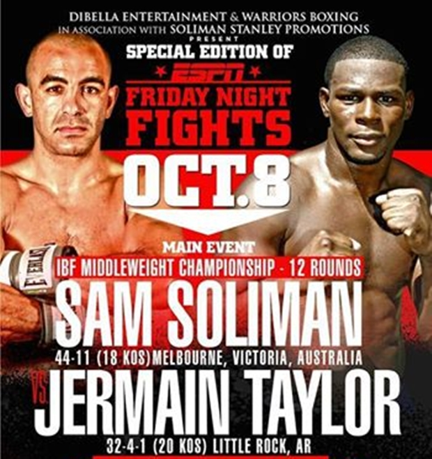 soliman-taylor poster