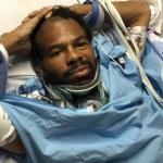 Report: Emanuel Augustus Off Breathing Machine, Walking