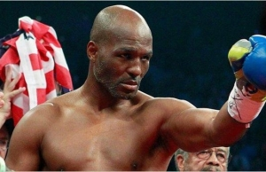 bernard hopkins pointing