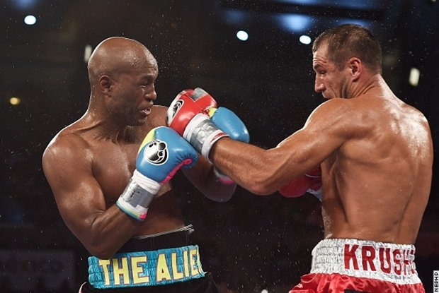 hopkins-kovalev fight