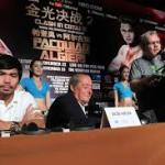 The well has run dry ahead of Pacquiao vs. Algieri