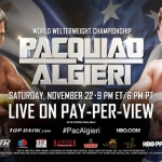 Manny Pacquiao vs. Chris Algieri: The Boxing Tribune Preview