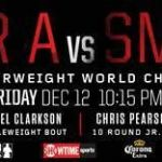 Erislandy Lara vs. Ishe Smith Tops Friday's Showtime Card