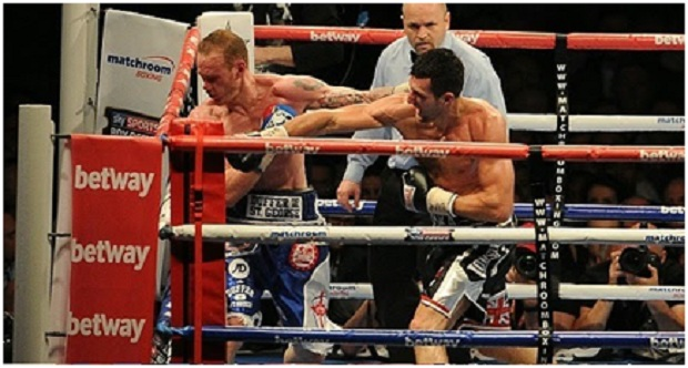 Froch KO's Groves at Wembley
