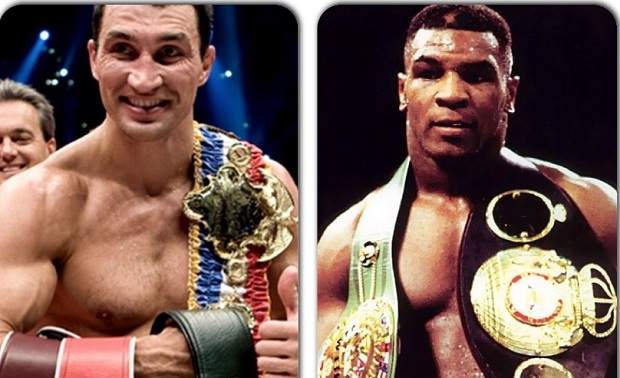 Top Five Vitali Klitschko Vs Mike Tyson - Circus