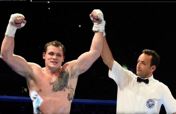 Heavyweight Aleksei Egorov