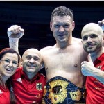 AIBA Pro Crowns its First Champions