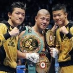 Japanese Boxing on the Rise