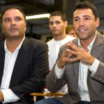 De la Hoya, Schaefer Settle; GBP and Haymon Divvy Up Talent