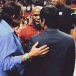 Mayweather, Pacquiao Hash Out Fight Details at Private Meeting