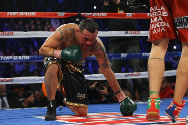 mike alvarado down 620