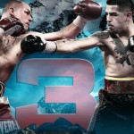 Rios Squashes Alvarado to Win Trilogy