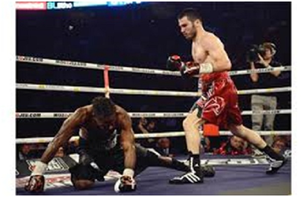 beterbiev vs cloud