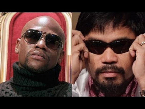 mayweather-pacquiao in shades