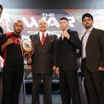 "Salido and Martinez Going to ""War"" April 11th"