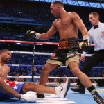 James DeGale sends message to Andre Dirrell after Eddie Hearn loses purse bid