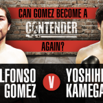 Alfonso Gomez vs. Yoshihiro Kamegai: The Boxing Tribune Preview
