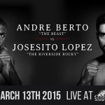 Andre Berto vs. Josesito Lopez: The Boxing Tribune Preview