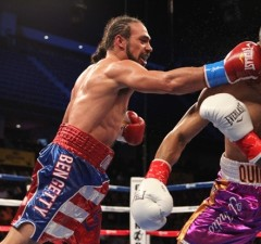 Keith Thurman vs Carlos QuintanaJunior Middleweight boutNovember 24, 2012Ontario, CaliforniaPhotos By Tom Hogan/Hoganphotos