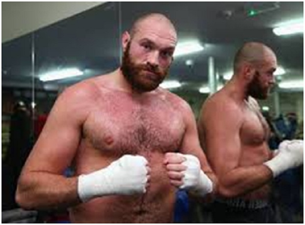 Three defining fights of Tyson Fury's career