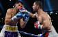 Sadam Ali (r) fights on the Klitschko-Jennings under-card this Saturday