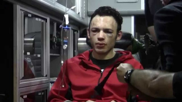 chavez jr. ambulance