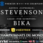 Adonis Stevenson vs. Sakio Bika: The Boxing Tribune Preview