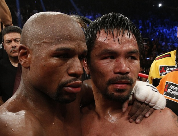 mayweather-pacquiao fight 1