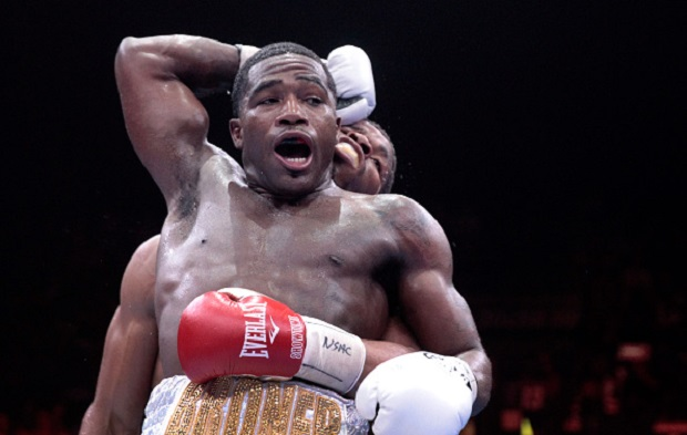 "A Big ""Problem."" Adrien Broner Arrested Again."