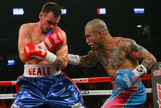 cotto-geale fight