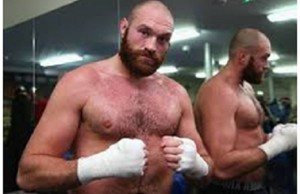 tyson fury with beard
