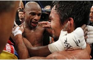 mayweather-pacquiao friends