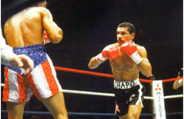 puerto rican boxing