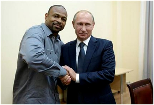 roy jones and putin