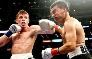 Canelo, Golden Boy Still Taking Steps Backwards With Chavez Fight