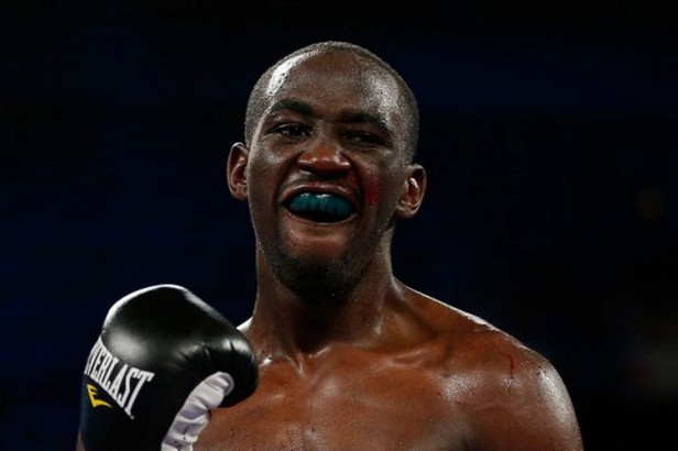 Terence Crawford Faces Diaz, Dreaming Pacquiao.