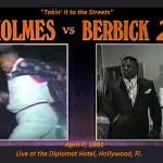 The Fistic Flashback: 4-7-1991, Holmes-Berbick…II?